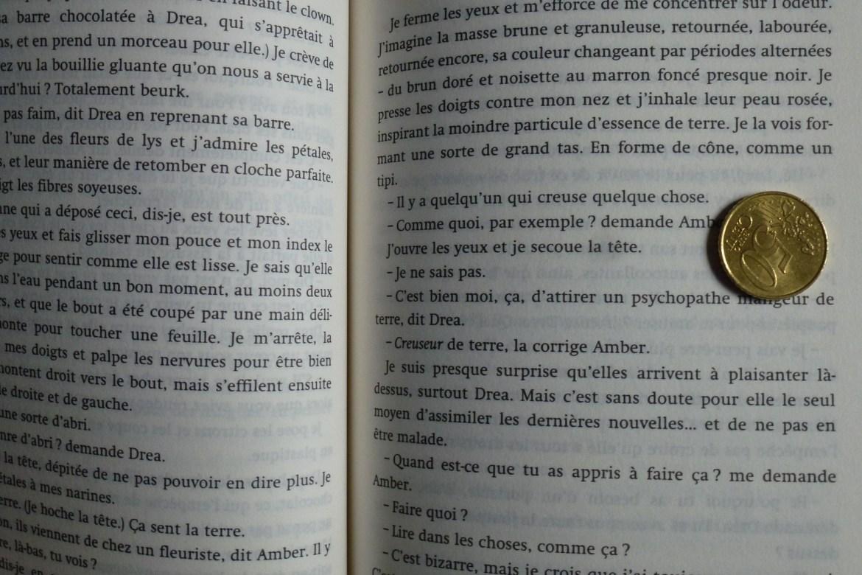 Livre : Bleu Cauchemar de Laurie Faria Stolarz