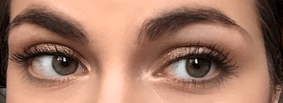 maquillage bronze tendance clemence 3