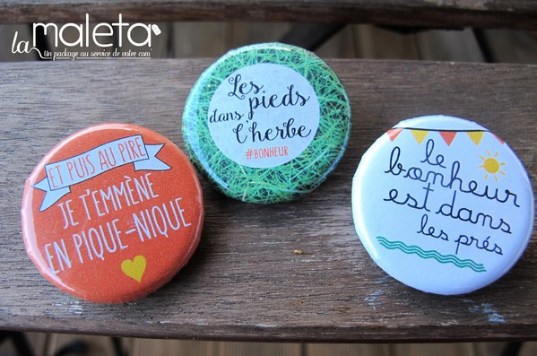 Badge_champetre TENDANCE CLEMENCE 10