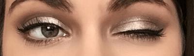 makeup noel tendance clemence 4