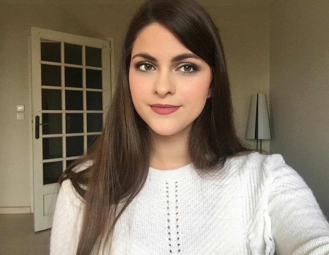 maquillage vert foret 1