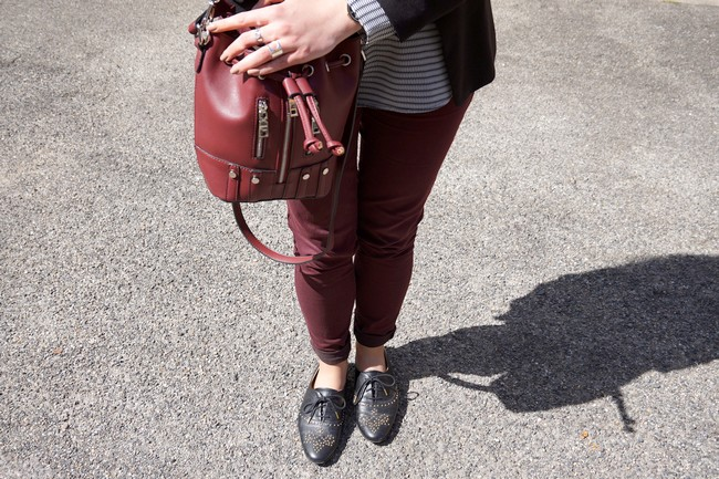 LOOK MODE DERBIES BORDEAUX 1