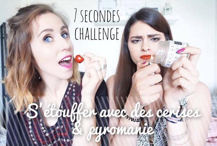 challenge 7 secondes