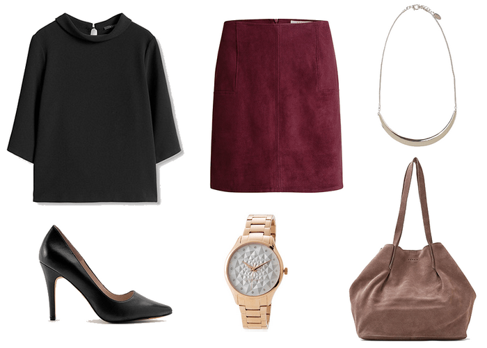 esprit look working girl sélection shopping