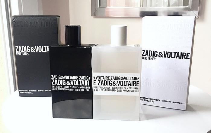 Zadig Parfums Her VoltaireNouveaux Et This Him Is H2DIE9