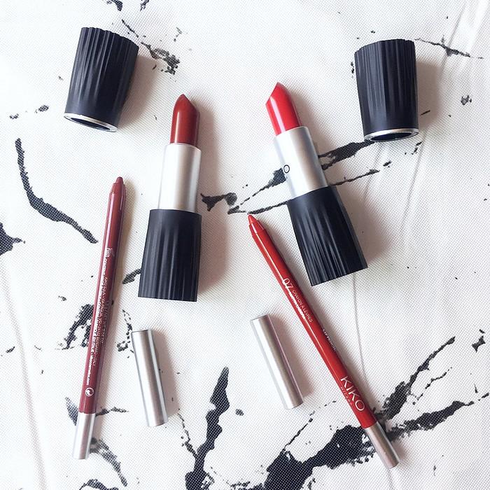 kiko neo noir rouge à lèvres