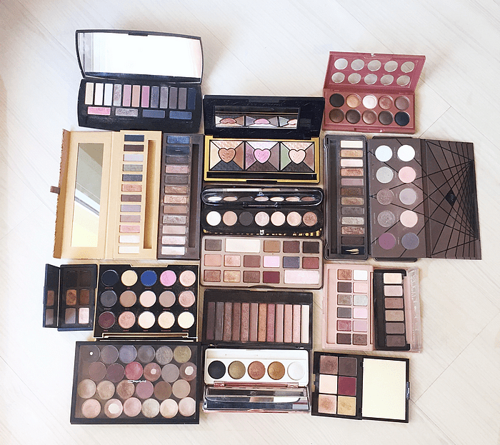 palettes maquillage 8