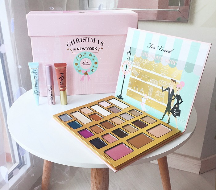 Chocolate Shop palette Noel 2016 Too Faced 5