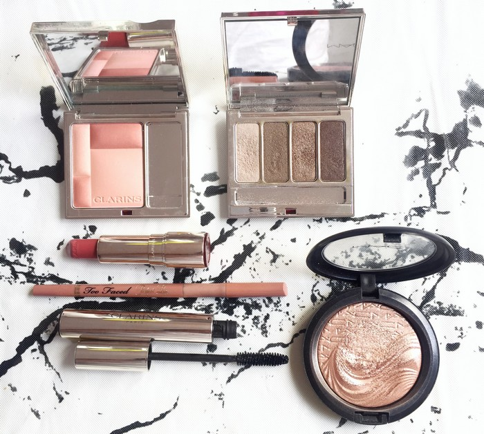 Tutoriel maquillage Clarins 3