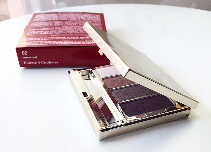 palette rosewood -clarins-5