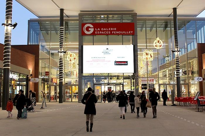 Kinépolis centre commercial G La Galerie Espaces Fenouillet 7
