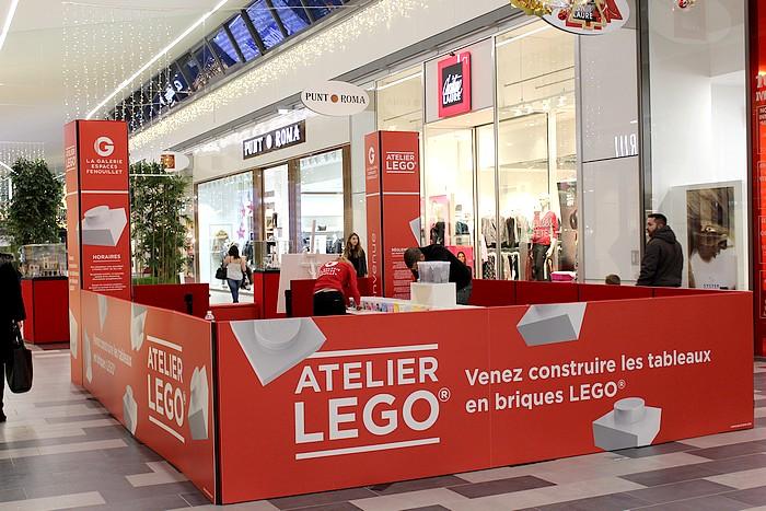 Kinépolis centre commercial G La Galerie Espaces Fenouillet 2