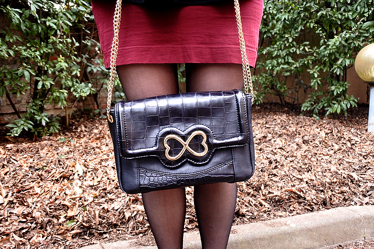 Look saint valentin rock sac
