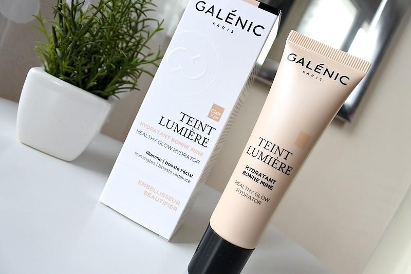 La crème teintée Teint Lumière de Galénic