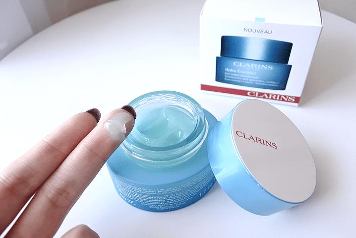 produits Soins Clarins Tendance clémence blog beauté toulouse