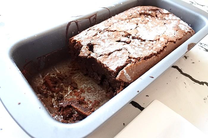 recette cake au chocolat maison tendance clemence