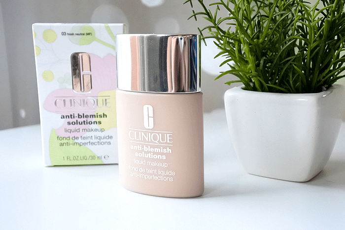 Fond de teint Anti-Blemish Solutions Clinique