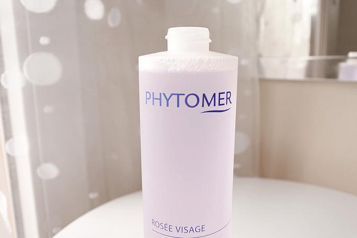 Les produits Phytomer tendance clémence blog mode