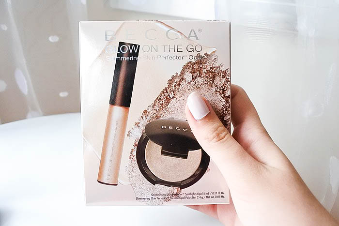 Kit Glow on the go Becca