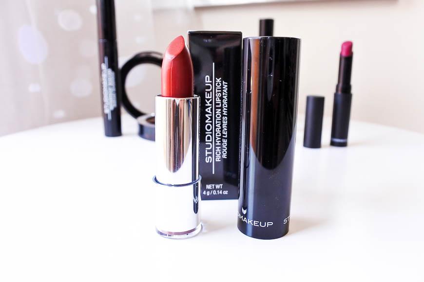 revue maquillage studio makeup tendance clémence