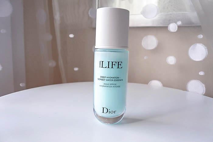 Les soins Hydra Life de Dior tendance clémence