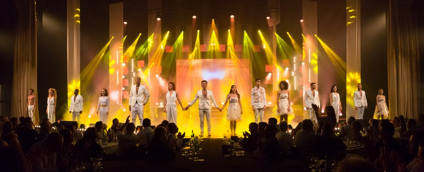 "Le Dîner Spectacle ""Love Must Go On"" au Casino Barrière de Toulouse"