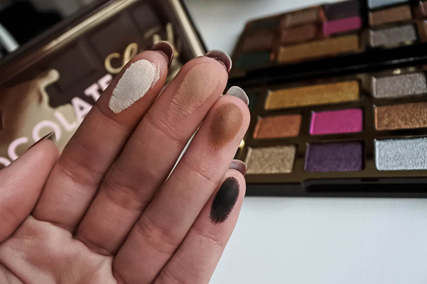 Chocolate Gold : la brillante collection de Too Faced