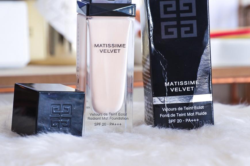 fond de teint Matissime Velvet Givenchy