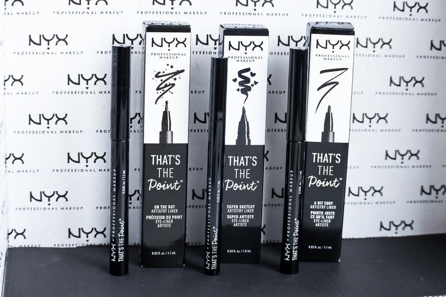 Unboxing et test des produits NYX
