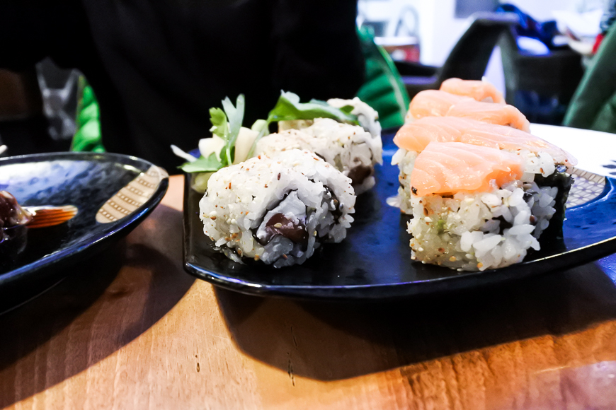 Toulouse • Hinodé, restaurant japonais