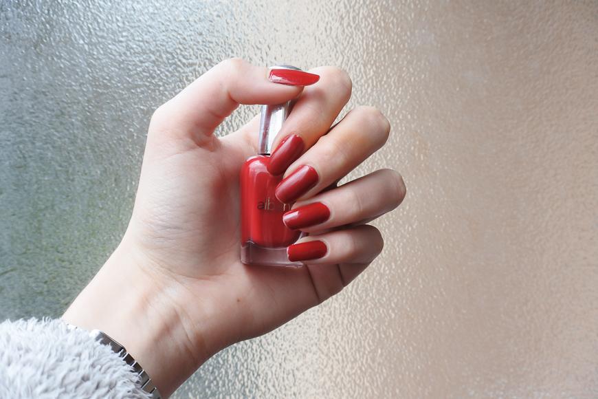 Les vernis à ongles Camille Albane