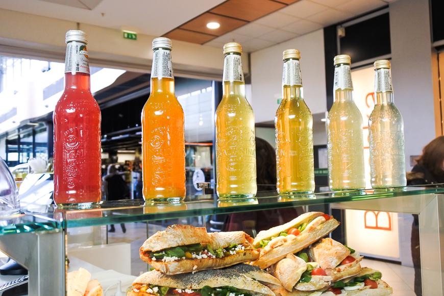 Toulouse • Goûtons Bar à Salades