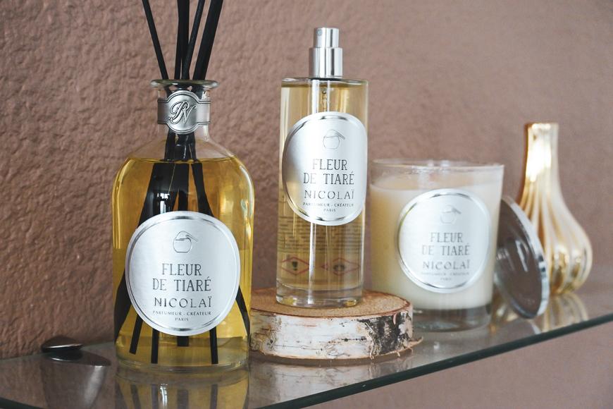 Zoom sur les parfums d'intérieurNicolaï Parfumeur