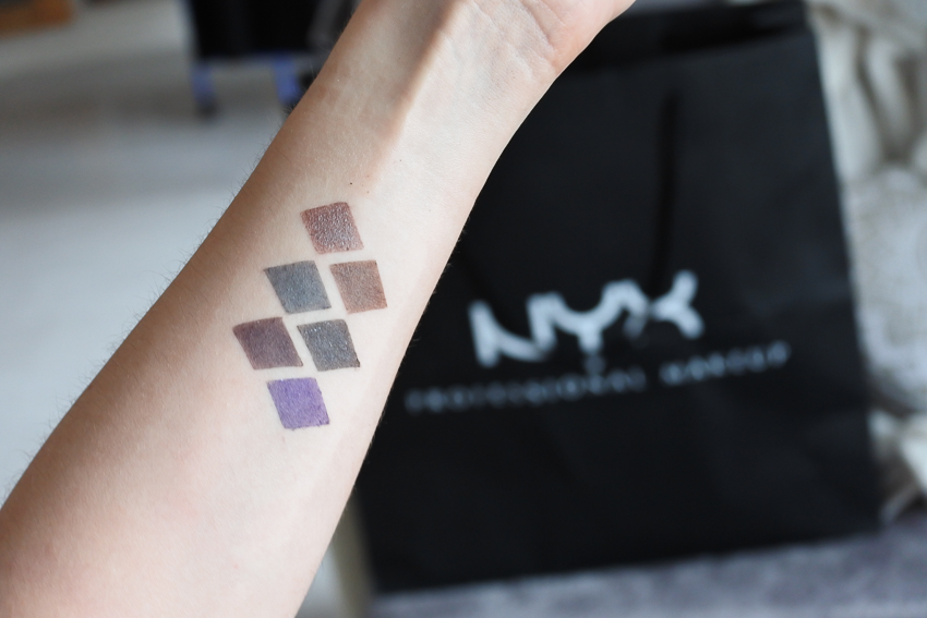 Les palettes NYX Ultimate : petit prix, maxi effet