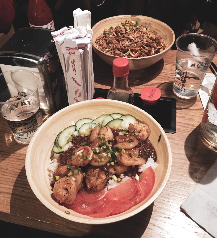 Découverte restaurant : Pitaya !