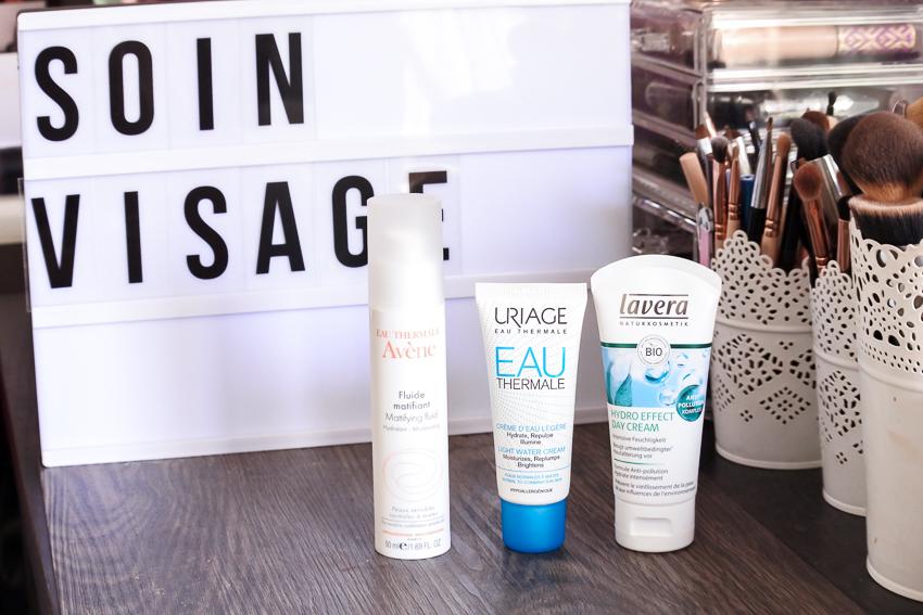 Les meilleures crèmes visage légères pour l'été