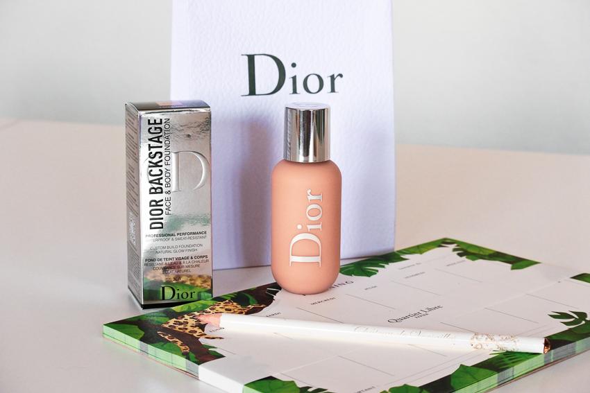 Que vaut le fond de teint Dior Backstage ?