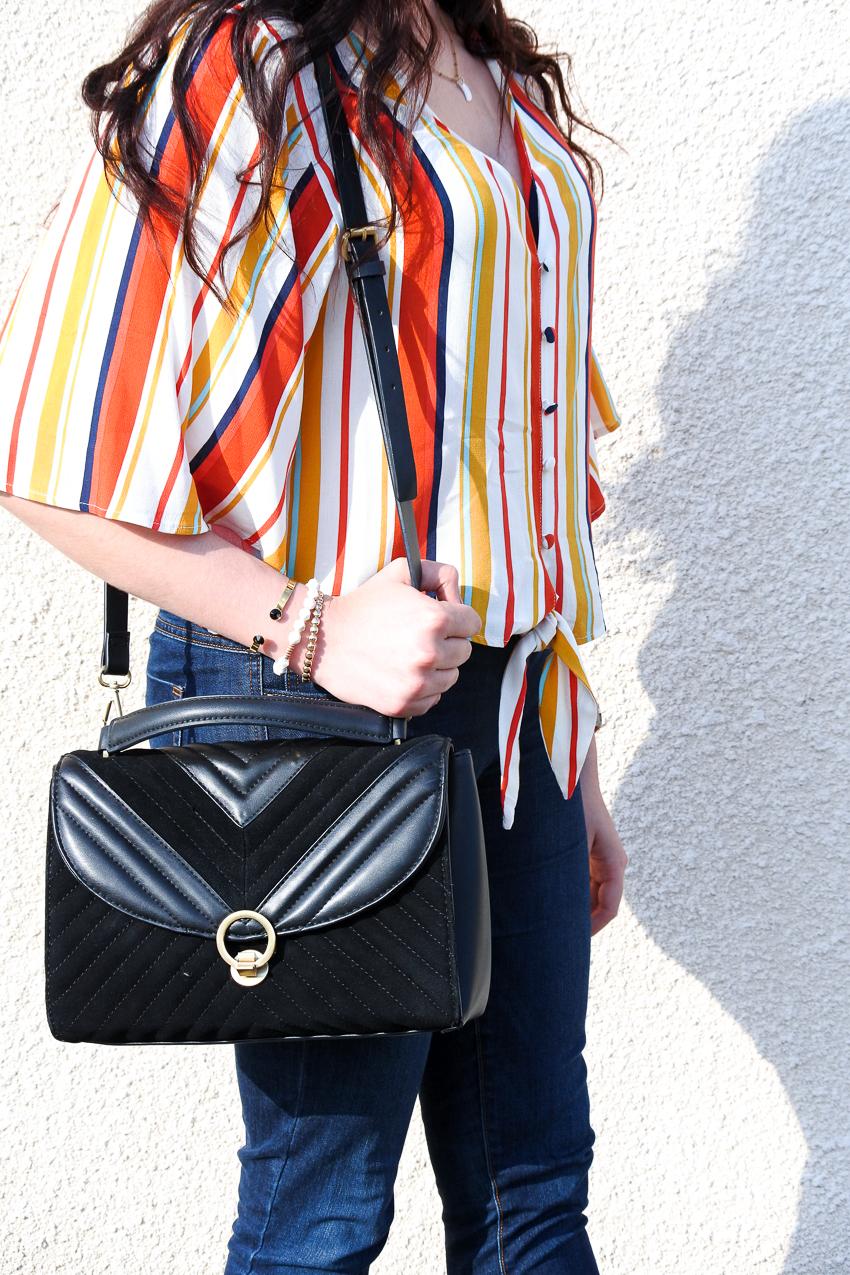 sac bi matière Zara