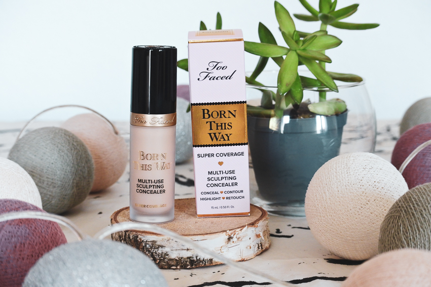 Que vaut le Born This Way Super Coverage Concealer de Too Faced ?