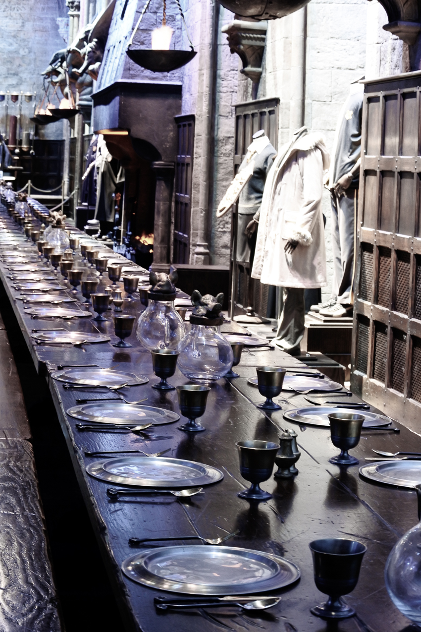 Londres • Visite des Studios Harry Potter