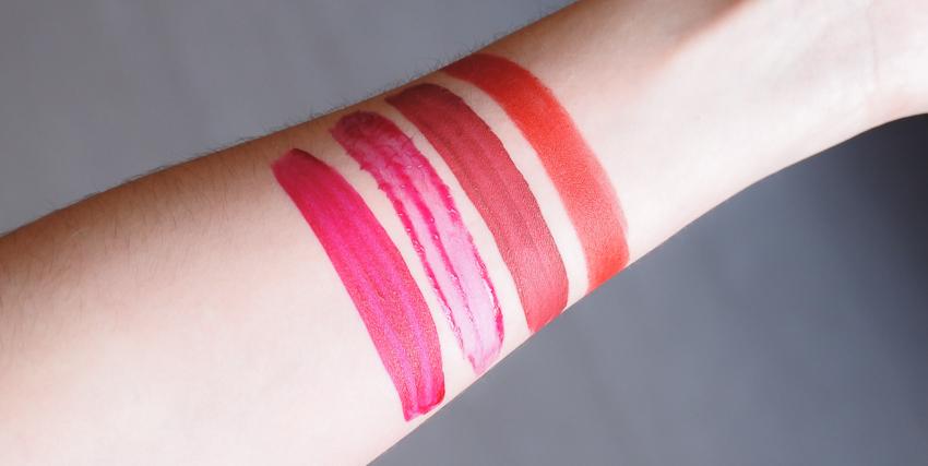 sélection lipstick