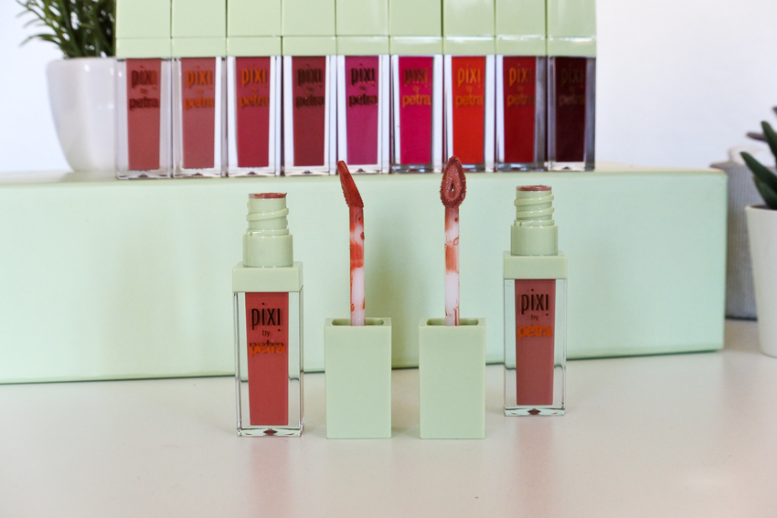 Les MatteLast Liquid Lip de Pixi Beauty