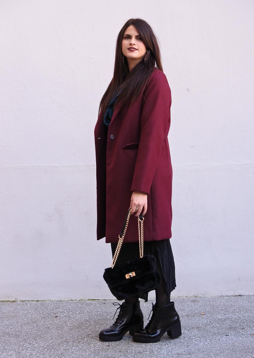 Look n°155 • Chic en jupe longue