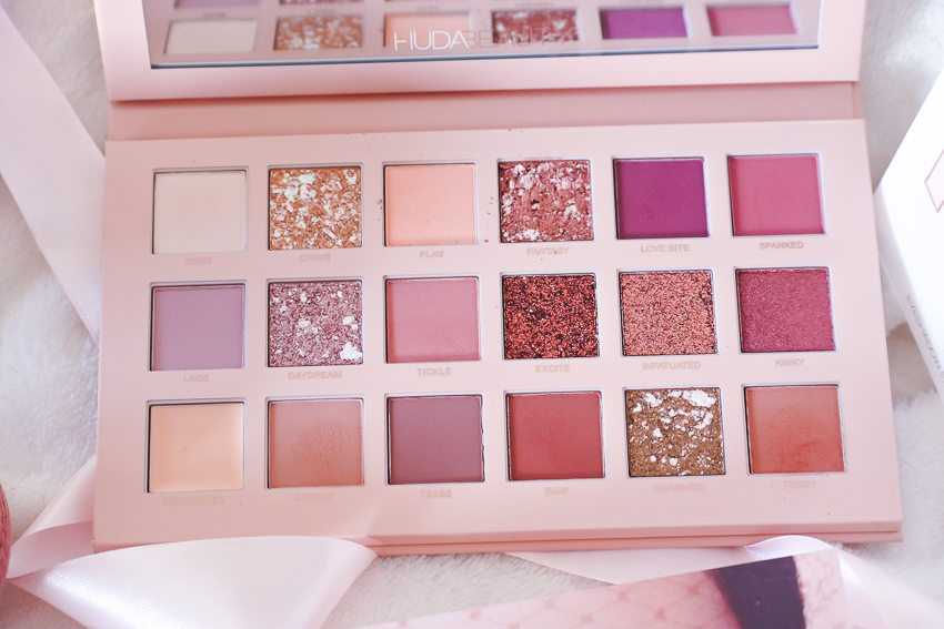 The New Nude Palette Huda Beauty