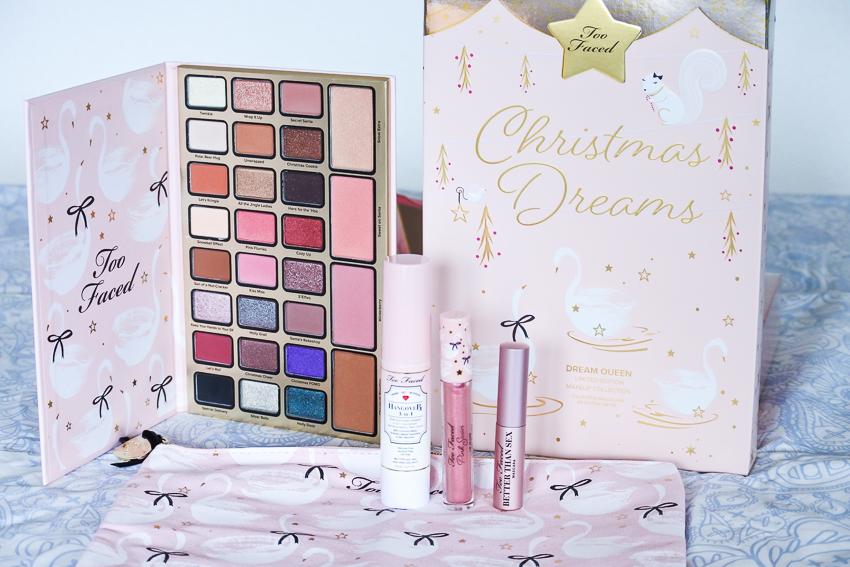Christmas Dreams avec Too Faced pour les fêtes