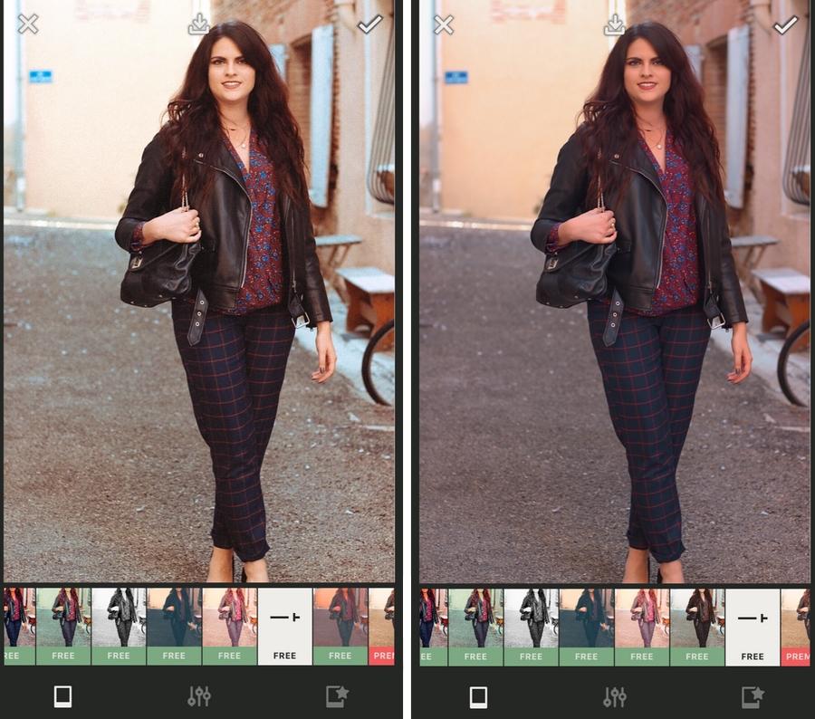 L'application Presco pour retoucher vos photos Instagram
