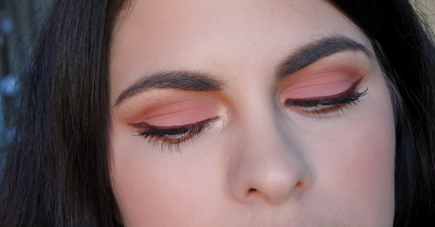 Tutoriel • Matte & Metal Melted Shadows Huda Beauty