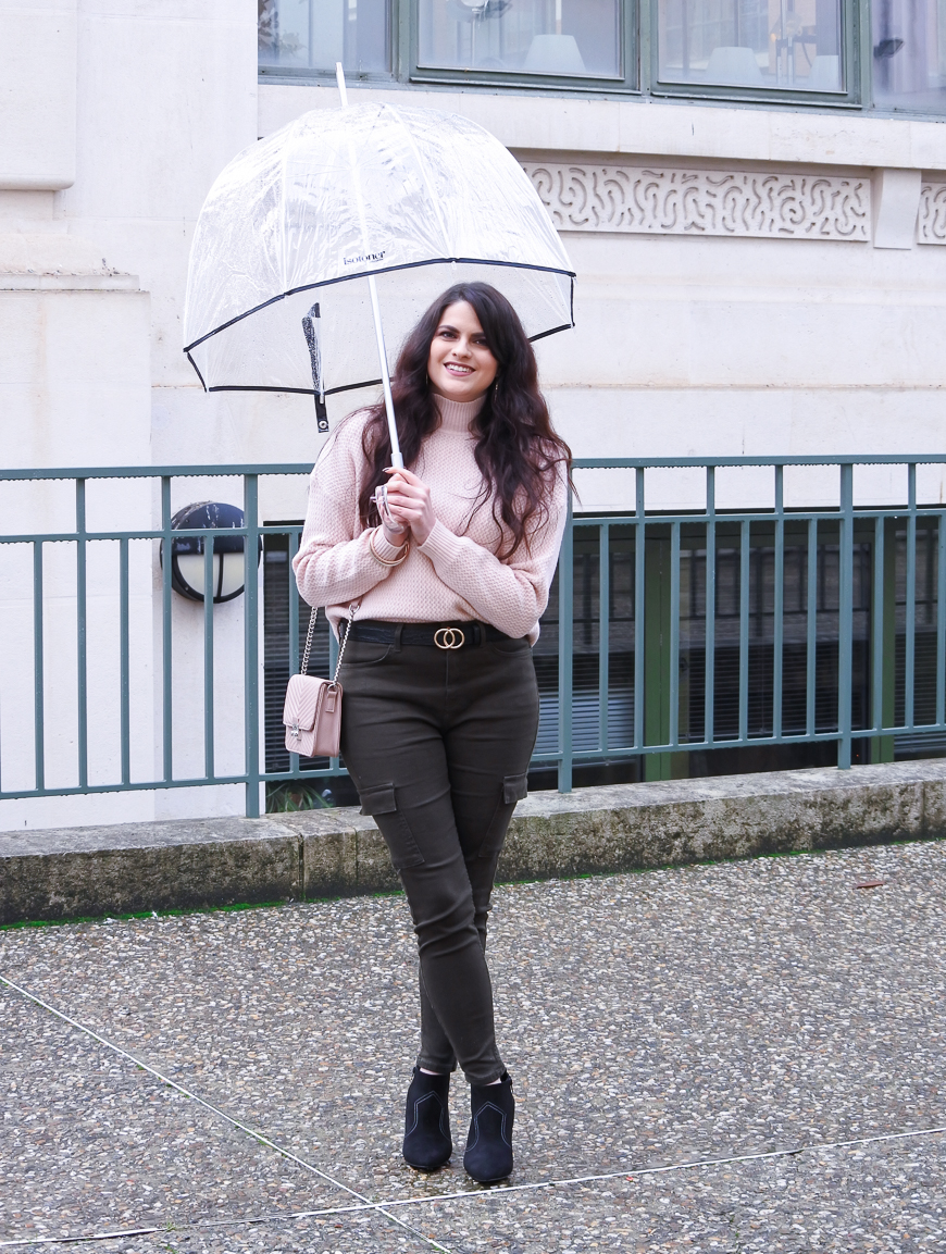 Look n°161 • La veste Teddy Bear