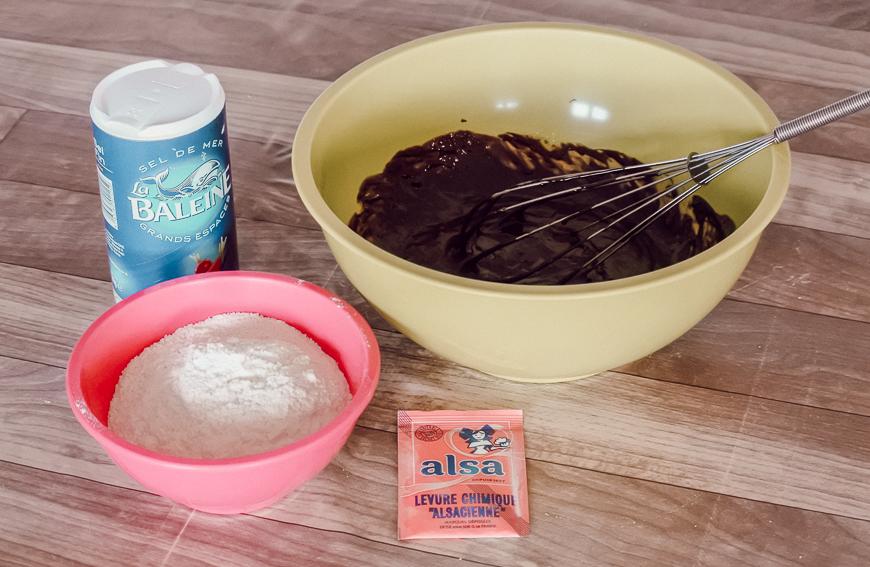 Recette • Crinkles au chocolat