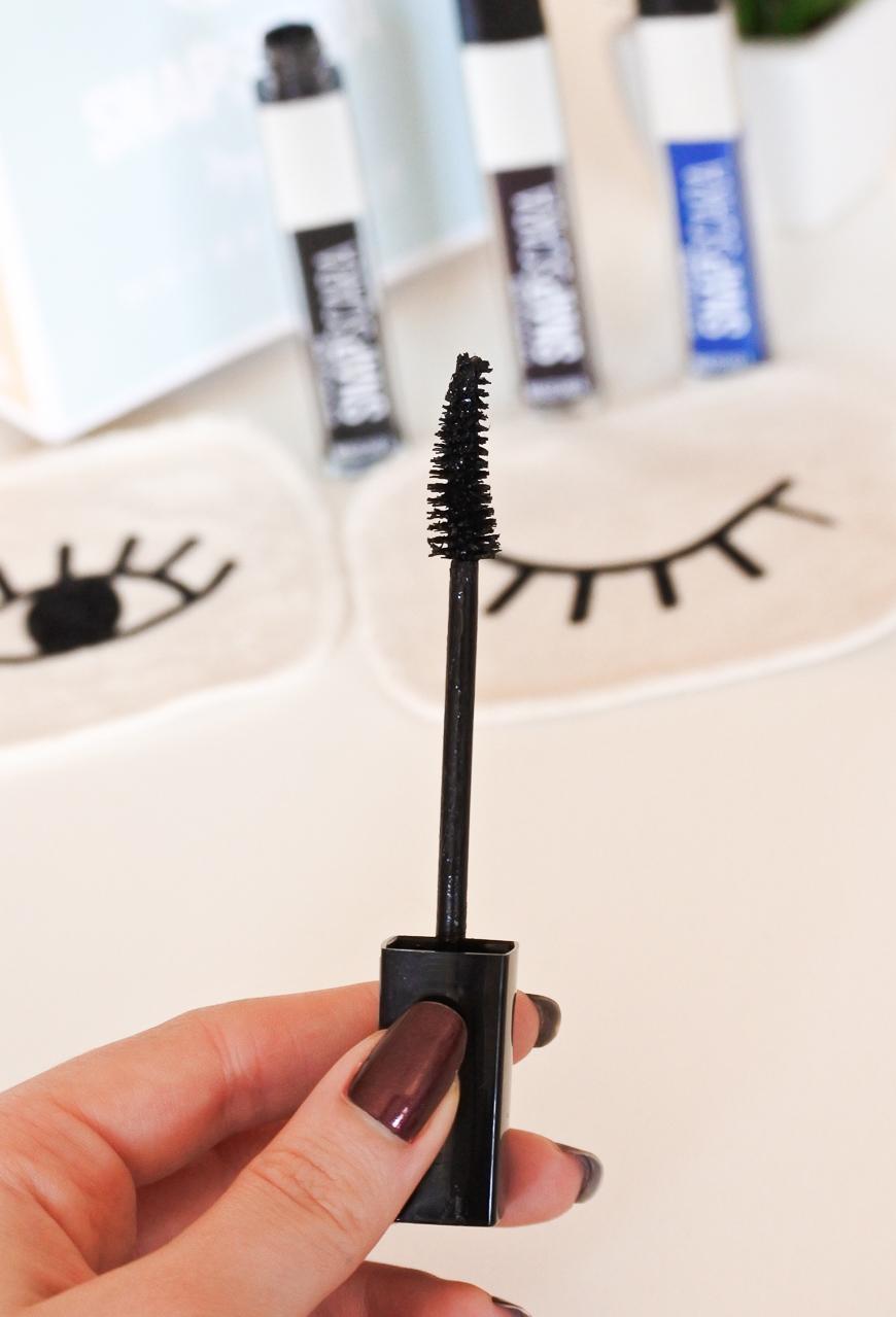 Snapscara : le nouveau mascara qui part à l'eau de Maybelline